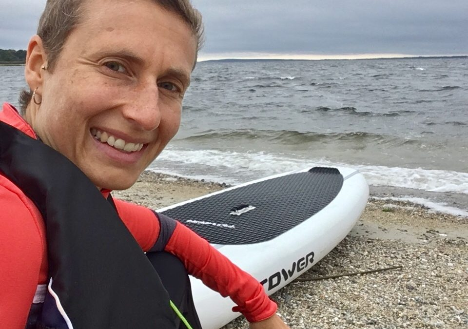 Why Life is like Paddle Boarding